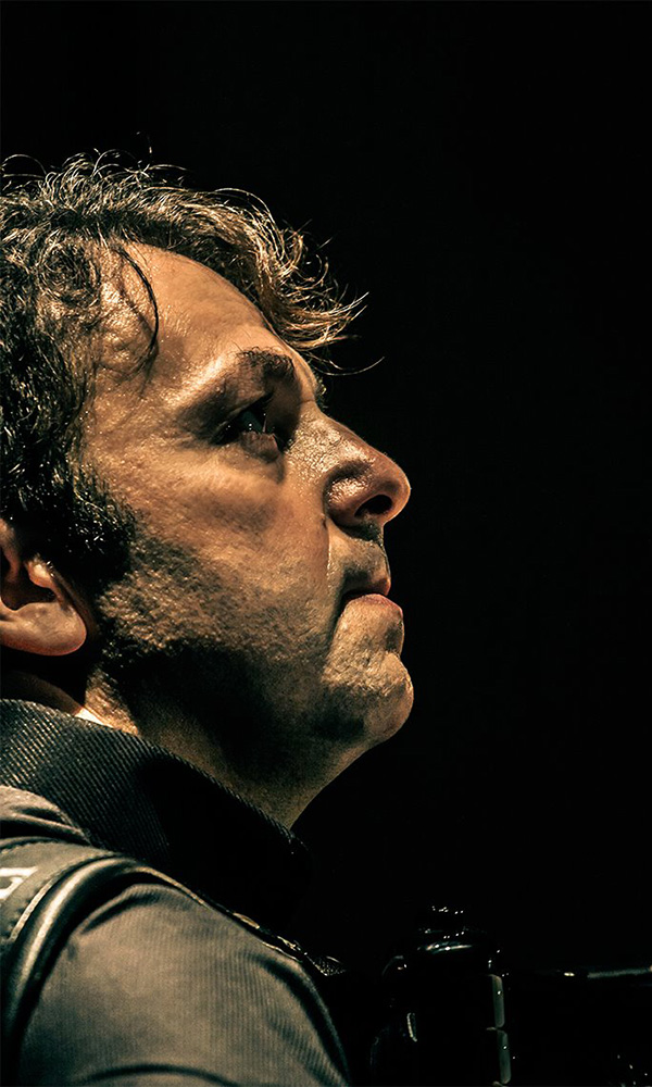 Mirco Patarini - Direttore Artistico Strumenti&Musica Festival